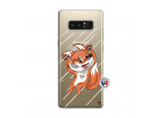 Coque Samsung Galaxy Note 8 Fox Impact