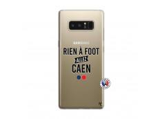 Coque Samsung Galaxy Note 8 Rien A Foot Allez Caen