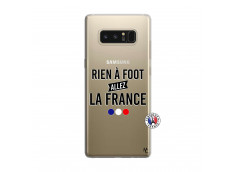 Coque Samsung Galaxy Note 8 Rien A Foot Allez La France
