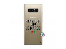 Coque Samsung Galaxy Note 8 Rien A Foot Allez Le Maroc