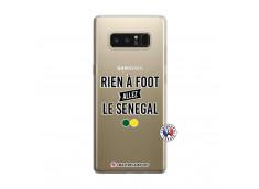 Coque Samsung Galaxy Note 8 Rien A Foot Allez Le Senegal