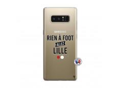 Coque Samsung Galaxy Note 8 Rien A Foot Allez Lille