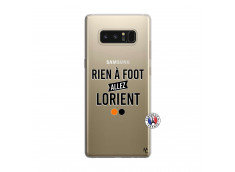 Coque Samsung Galaxy Note 8 Rien A Foot Allez Lorient