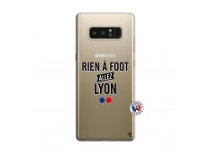 Coque Samsung Galaxy Note 8 Rien A Foot Allez Lyon