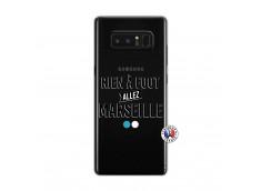 Coque Samsung Galaxy Note 8 Rien A Foot Allez Marseille