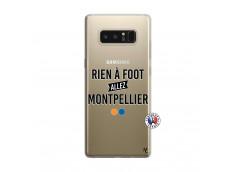 Coque Samsung Galaxy Note 8 Rien A Foot Allez Montpellier
