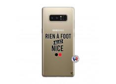 Coque Samsung Galaxy Note 8 Rien A Foot Allez Nice