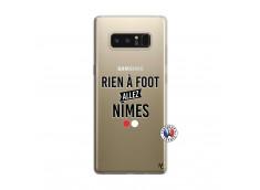 Coque Samsung Galaxy Note 8 Rien A Foot Allez Nimes