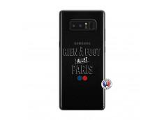 Coque Samsung Galaxy Note 8 Rien A Foot Allez Paris