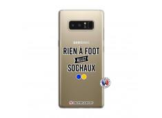 Coque Samsung Galaxy Note 8 Rien A Foot Allez Sochaux