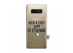 Coque Samsung Galaxy Note 8 Rien A Foot Allez St Etienne