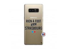 Coque Samsung Galaxy Note 8 Rien A Foot Allez Strasbourg