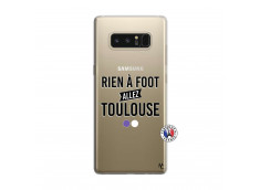 Coque Samsung Galaxy Note 8 Rien A Foot Allez Toulouse