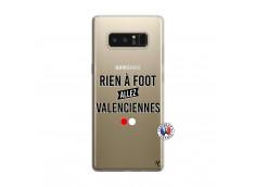 Coque Samsung Galaxy Note 8 Rien A Foot Allez Valenciennes