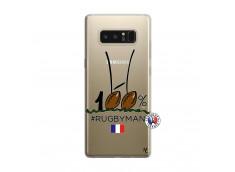 Coque Samsung Galaxy Note 8 100 % Rugbyman Entre les Poteaux