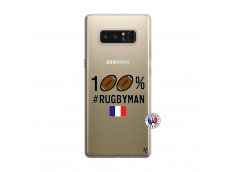 Coque Samsung Galaxy Note 8 100% Rugbyman