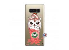 Coque Samsung Galaxy Note 8 Catpucino Ice Cream