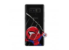 Coque Samsung Galaxy Note 8 Spider Impact
