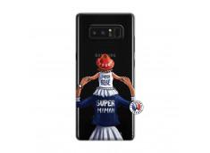 Coque Samsung Galaxy Note 8 Super Maman Et Super Bébé