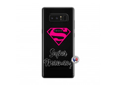 Coque Samsung Galaxy Note 8 Super Maman