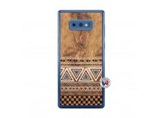 Coque Samsung Galaxy Note 9 Aztec Deco Translu