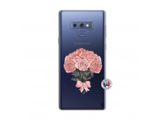 Coque Samsung Galaxy Note 9 Bouquet de Roses