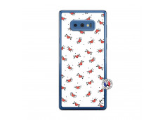 Coque Samsung Galaxy Note 9 Cartoon Heart Translu