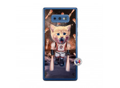 Coque Samsung Galaxy Note 9 Cat Nasa Translu
