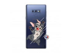 Coque Samsung Galaxy Note 9 Dog Impact