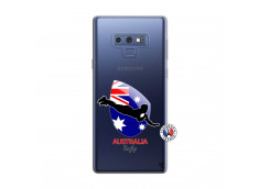 Coque Samsung Galaxy Note 9 Coupe du Monde Rugby-Australia