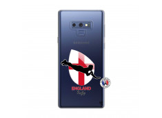 Coque Samsung Galaxy Note 9 Coupe du Monde Rugby-England