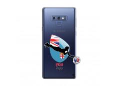 Coque Samsung Galaxy Note 9 Coupe du Monde Rugby Fidji