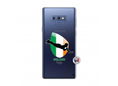 Coque Samsung Galaxy Note 9 Coupe du Monde Rugby-Ireland