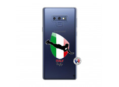 Coque Samsung Galaxy Note 9 Coupe du Monde Rugby-Italy
