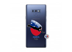 Coque Samsung Galaxy Note 9 Coupe du Monde Rugby-Samoa