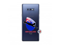 Coque Samsung Galaxy Note 9 Coupe du Monde Rugby- Nouvelle Zélande