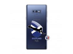 Coque Samsung Galaxy Note 9 Coupe du Monde Rugby-Scotland