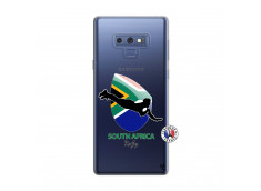 Coque Samsung Galaxy Note 9 Coupe du Monde Rugby-South Africa