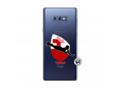 Coque Samsung Galaxy Note 9 Coupe du Monde Rugby-Tonga