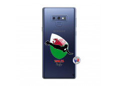 Coque Samsung Galaxy Note 9 Coupe du Monde Rugby-Walles