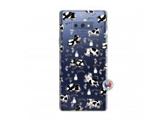 Coque Samsung Galaxy Note 9 Cow Pattern