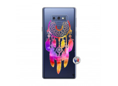 Coque Samsung Galaxy Note 9 Dreamcatcher Rainbow Feathers