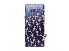 Coque Samsung Galaxy Note 9 Flamingo