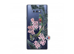 Coque Samsung Galaxy Note 9 Flower Birds