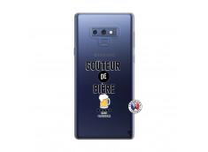 Coque Samsung Galaxy Note 9 Gouteur De Biere