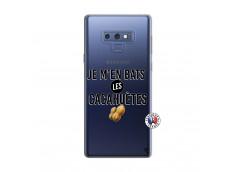 Coque Samsung Galaxy Note 9 Je M En Bas Les Cacahuetes
