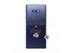 Coque Samsung Galaxy Note 9 Je M En Bas Les Steaks