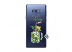 Coque Samsung Galaxy Note 9 Je peux pas J'ai Apéro