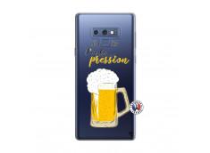 Coque Samsung Galaxy Note 9 Je peux pas J'ai la Pression