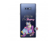 Coque Samsung Galaxy Note 9 Je Peux Pas J Ai Shopping